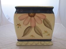 Unused Home Interior Pottery Tissue Box Cover ~New Condition~