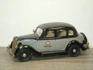 1935 Ford V8 Police - Rextoys 1:43 *52418