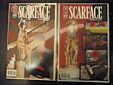 Scarface Scarred for Life #1, 2 CVR B (both) IDW 2007 VF