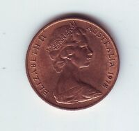 1978 2 Two Cent Cents Coin Australia  Q-594