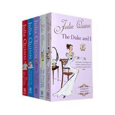 Bridgerton Family Series 1- 5 Books Adult Pack Set By Julia Quinn NEW