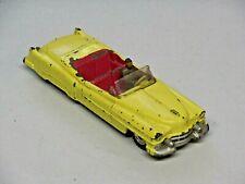 "Vintage Dinky Toys Cadillac Eldorado #131 Die Cast With Driver England 4 5/8"""