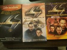 Lost In Space Book Lot: Film Adaptation, The Vault, And Promised Land