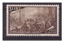 ITALIA  1948  -  RISORGIMENTO  LIRE 3   NUOVO  **