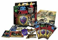 Legend of Zelda Trading Card Game: Collector's Fun Full Set Box