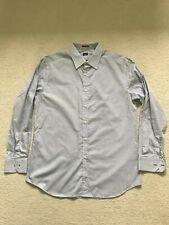 "Paul Smith LONDON LS check Shirt  - Size 17.5 / 44 - SLIM fit -  p2p 23"""