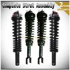 Fit 96-00 Civic/EL4pcs Front+Rear Right+Left Strut Shock & Coil Spring Assembly