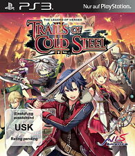Sony PS3 Playstation 3 Spiel * Trails of cold Steel 2 * Legend of Heroes ****NEU