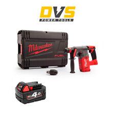 Milwaukee M18CHX-0 M18 Fuel SDS+ Hammer Drill 18V 1 x 4Ah M18B4 Battery Case