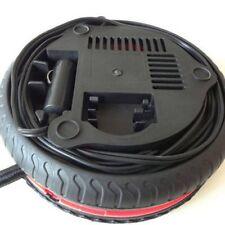 Car Mini Inflatable Pump DC12V Air Compressor Pump with 3 Nozzle Adapters