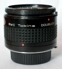 Tokina doubler, 2x teleconverter to fit Minolta MD.