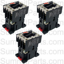 3PK - 240V RELAY 12AMP, 3N.O. + 1N.C. FOR WASCOMAT GEN 4 WASHERS - 510109