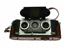 c1951 vintage Stereo Realist 135 film camera in full working order