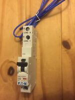Wylex 32 Amp TYPE C 10 kA 30 mA RCBO RCD MCB NSBS 32//1