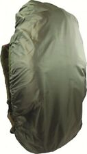 Highlander Waterproof Rucksack Bergen Rain Cover With Stuff Sack Olive Drab Green Extra Large Fits 80 - 90 Ltr