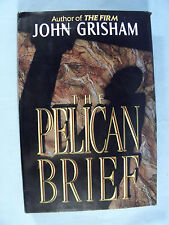 The Pelican Brief by John Grisham - 1992 uncorrected proof copy