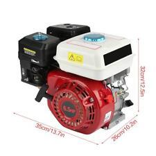 Benzinmotor 6,5 PS Standmotor Kartmotor 163cc 4-Takt OHV Einzylinder 20 mm Welle