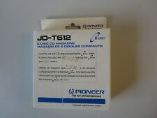 PIONEER JT-T612 Compact Disc Magazine 6 DISC COMPACT DISC MAGAZINE / CARTRIDGE