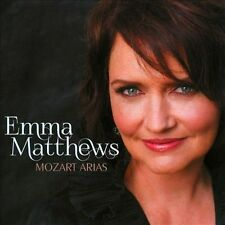 NEW - Mozart Arias by Emma Matthews; Tasmanian Symphony Orchestra