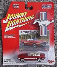 NIP 1/64 JOHNNY LIGHTNING 1969 69 MUSTANG SHELBY GT CONVERTIBLE 2004