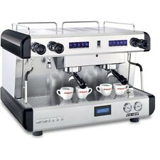 Commercial 2 Group Espresso Machine CC100 Conti  - Made in Monaco  220V