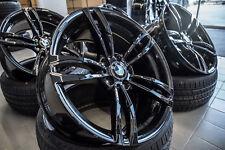 20 Zoll Ultra UA11 5x120 Felgen schwarz für BMW M-Performance 5er F10 M Paket