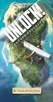 Unlock! The Island Of Doctor Goorse Escape Adventure Card Game Asmodee ASM NLK03