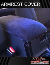 Honda Element (E4E) BLACK Armrest Cover For Console Lid 2007-2010