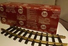 L.G.B. LEHMANN...12 X 11000 CURVED TRACK ..NEW BOXED (MAKES A COMPLETE CIRCLE)