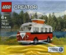 LEGO CREATOR #40079 MINI VW VOLKSWAGON CAMPER VAN POLYBAG RETIRED NEW LA017