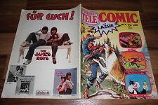 Televisión tele cómic # 4 -- con Lassie,! Daktari, pantera rosa // cóndor 1973