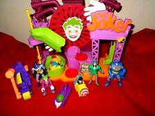 Imaginext The Joker Laugh Laff Factory Playset Batman DC Super Friends #RR-7171