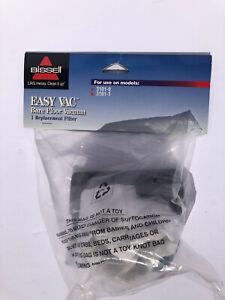 New Bissell EasyVac Easy Vacuum Replacement Filter Item 32047 OEM  FNLA