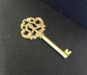 Vintage Ornament Cabinet Key