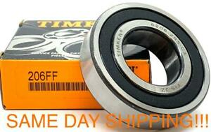 Center Support Bearing 206FF Timken 6206 2RS C3 / SAME DAY SHIPPING !!! 6206-RS