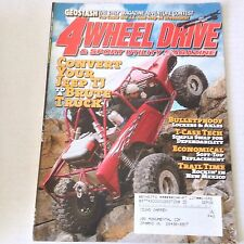 4 Wheel Drive Magazine Convert Your Jeep TJ To A Brute July 2007 053117nonrh2