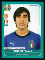 SANDRO TONALI ROOKIE ITALY STICKER - PANINI EURO 2020 PREVIEW STICKER 🔥INVEST