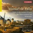 Jean-Efflam Bavouzet - Falla: Nights In The Gardens Of Spain (Chandos: CHAN 1...