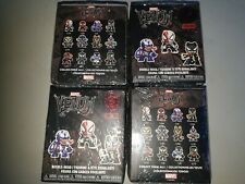 Funko Marvel Venom Mystery Minis Lot Of 4 New Sealed