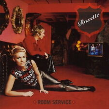 CD Album Roxette Room Service (Real Sugar, Looking For Jane) EMI 2001