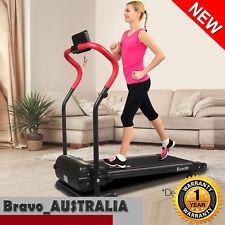 Motorised Treadmill Walking Fitness Home Exercise Machine Fold Away Warranty