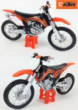Motocicletas y quads de automodelismo y aeromodelismo motocross de escala 1:18