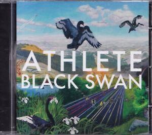 ATHLETE Black Swan EU Press Fiction 2710397 2009 CD