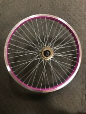 """20"""" Rear Bicycle Wheel - New"""