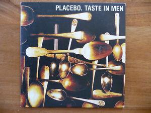 PLACEBO / TASTE IN MEN + 2 / CDS Virgin 896 999-2 / F 2000