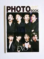 EXO XOXO Photo Book Album Collection A5 Size PhotoBook KPOP Kai DO Lay Chen Suho