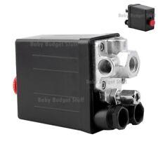 1PC Heavy Duty Air Compressor Pressure Switch Control Valve 90 PSI -120 PSI Tool