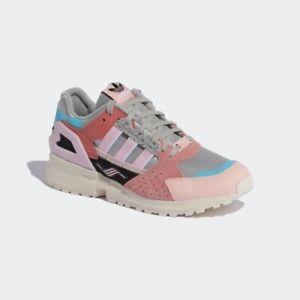 Offspring x adidas Originals ZX 10000 LA FX3099 Pink Brown Beige