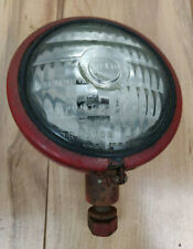 Vintage Tractor Guide 4 58 Lamp Sealed Red Usa Made Top 14 Lens And Housing