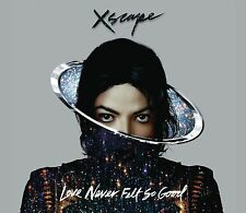 CD SINGLE 2T MICHAEL JACKSON LOVE NEVER FELT SO GOOD feat TIMBERLAKE NEUF SCELLE
